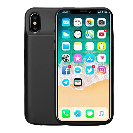 custodia batterie iphone x
