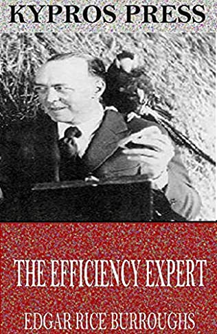 book cover of The Efficiency Expert