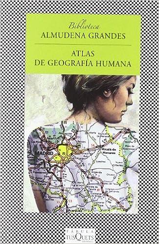 Atlas de geografía humana (FÁBULA): Amazon.es: Grandes, Almudena: Libros
