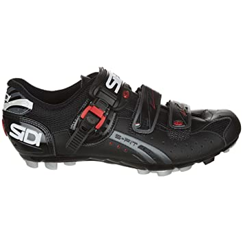 85be6c702c8 Image Unavailable. Image not available for. Color  Sidi Dominator Fit Mega Cycling  Shoe - Men s Black ...
