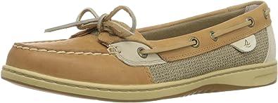 Angelfish Varsity Boat Shoe