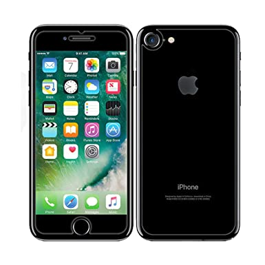 IPhone 8 Plus 7 Front And Back Screen Protector NXETR