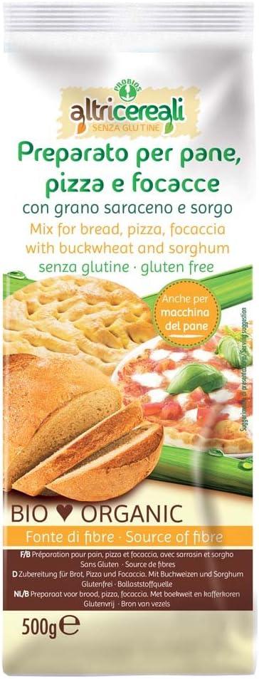Probios Altricereali Preparado para el pan, pizza y focaccia con ...