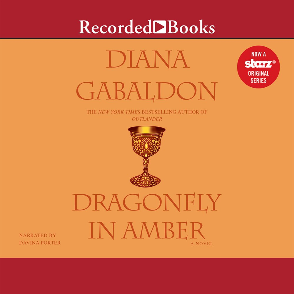 Dragonfly in Amber: A Novel (Outlander) by Recorded Books