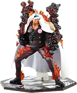 WFLNA One Piece Figure Aokiji-Kuzan&Admiral Akainu Figure Anime Figure Action Figure (Color : Admiral Akainu)