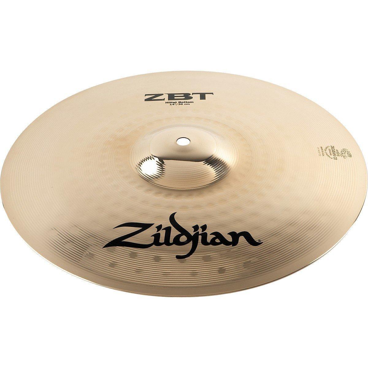 Zildjian ZBT 14'' Hi Hat Bottom Cymbal by Avedis Zildjian Company