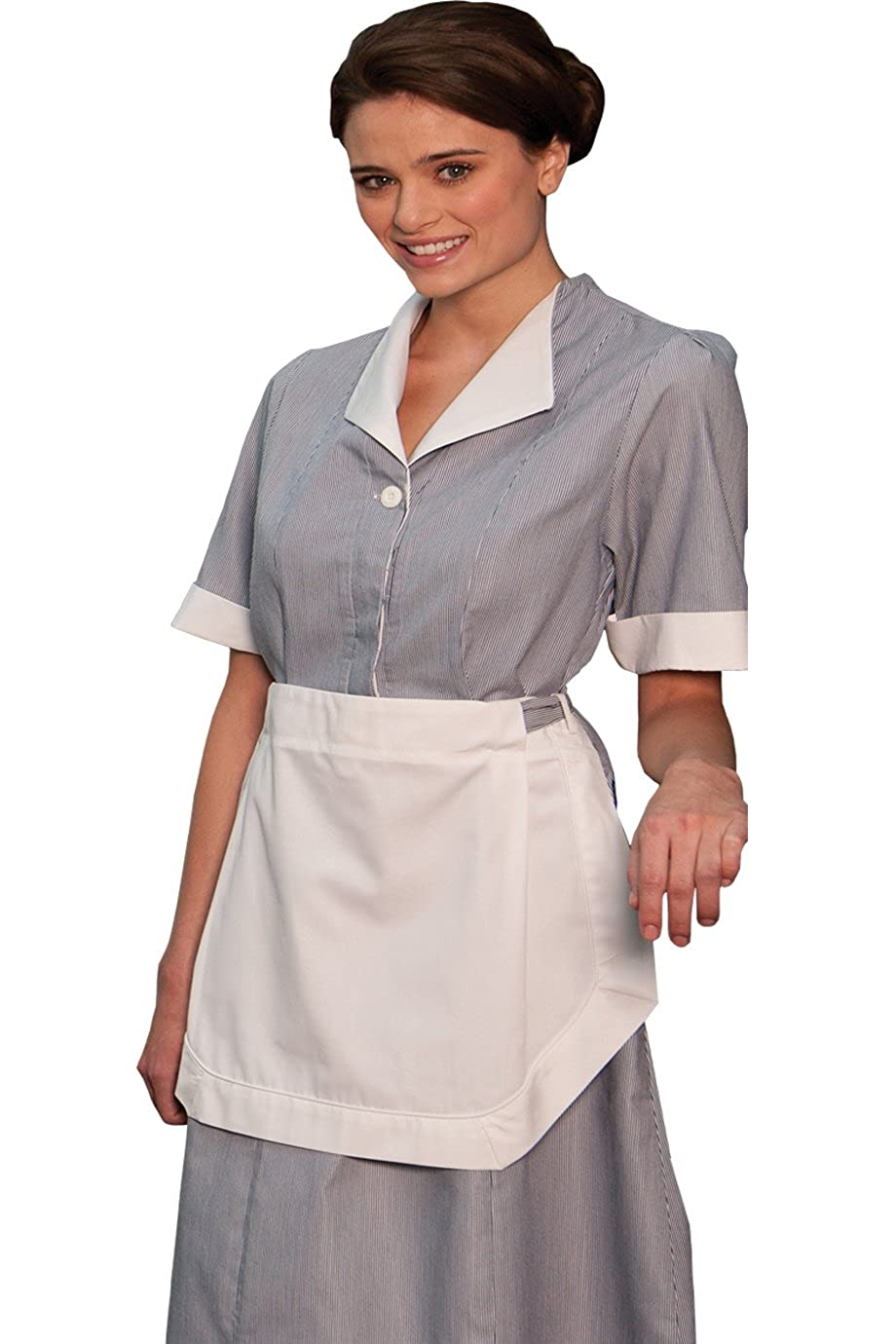 a59bffc5721 Amazon.com: Edwards Women's Junior Cord Housekeeping Dress, TEAL, A:  Clothing