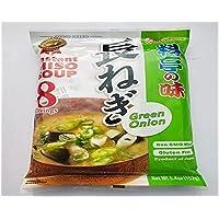 Marukome Ryotei No Aji Instant Miso Soup With Fried Tofu 8P, 153g