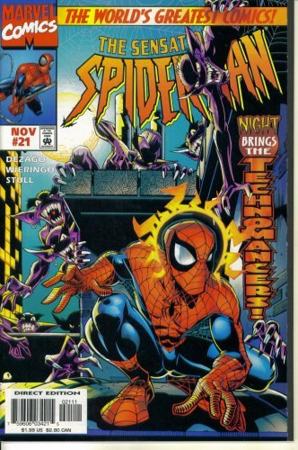 The Sensational Spider-Man #21 : Opening Doors (Marvel Comics)