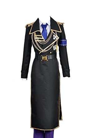 Anime K Retorno DE Reyes Munakata Reisi Uniforme Militar Traje de ...