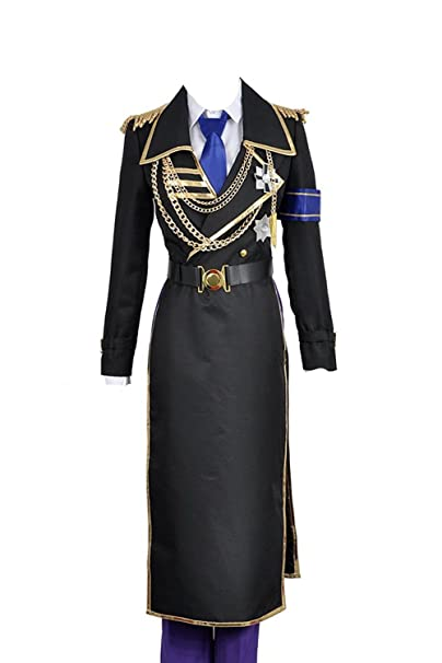 Anime K RETORNO DE REYES Munakata Reisi uniforme Militar ...