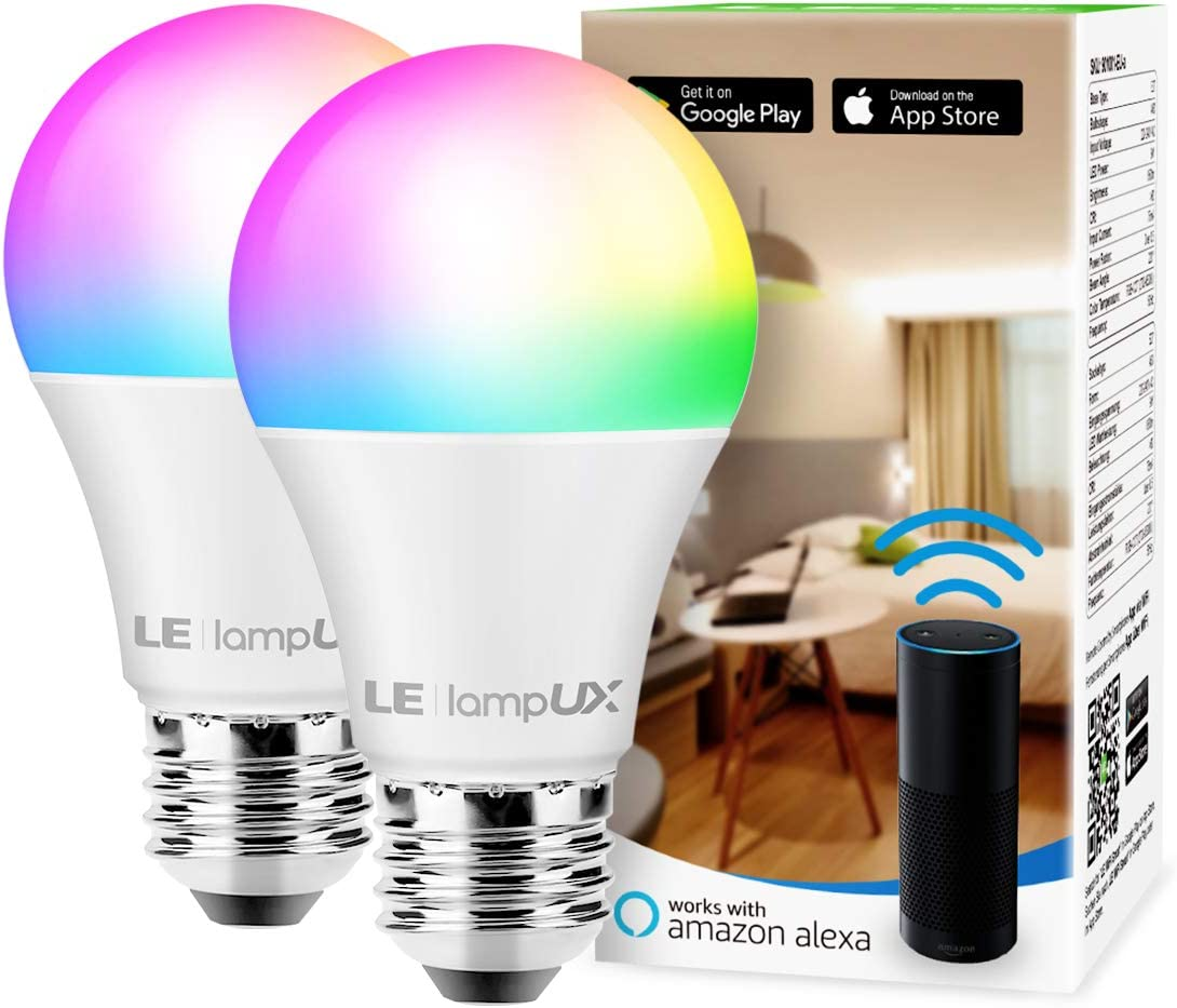 Smart WiFi Light Bulb