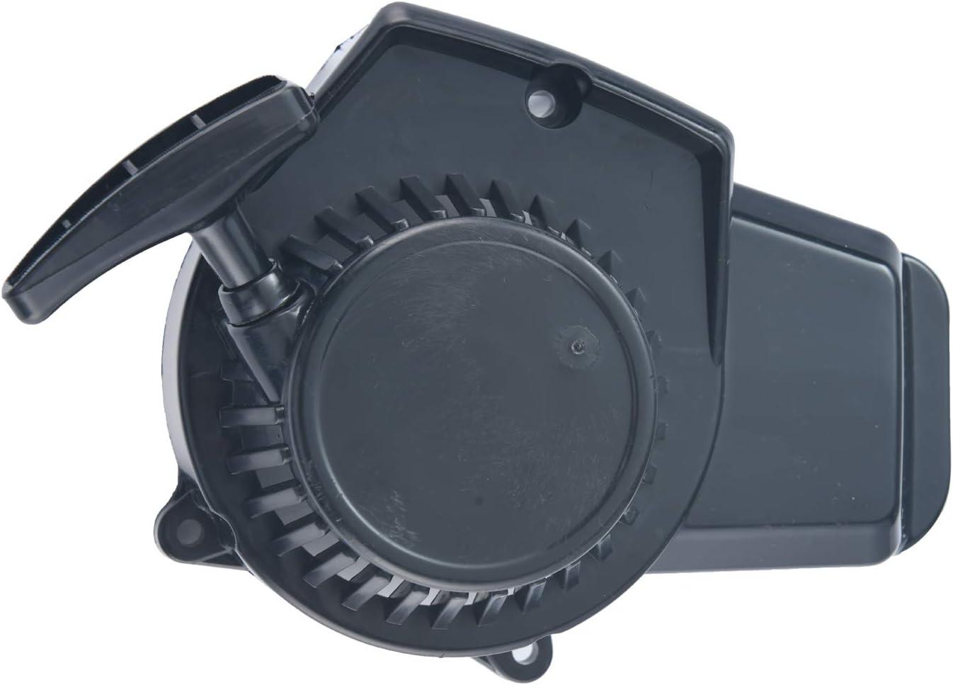 CLEO Easy Pull Start for 2 Stroke Engine 33cc 43cc 47cc 49cc 2 Stroke Mini Pocket Dirt Bike ATV Quad