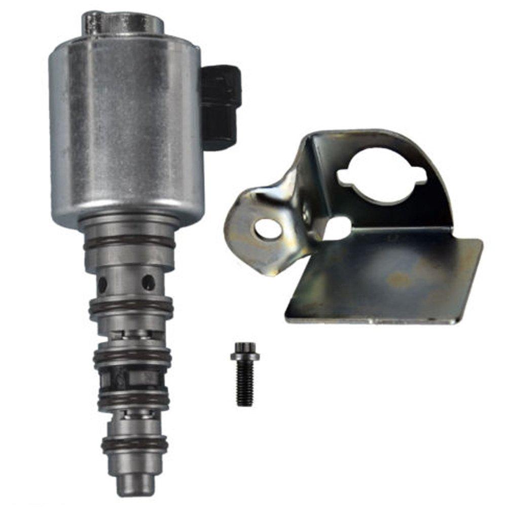 Holdwell VGT Solenoid 792593-0001 for 6.0L Powerstroke 6.6L Duramax Garrett Turbo Diesel Engine Wastegate