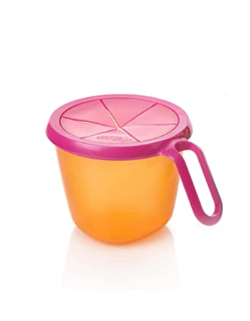 Tommee Tippee Explora Snack and Go Pot (Girl)