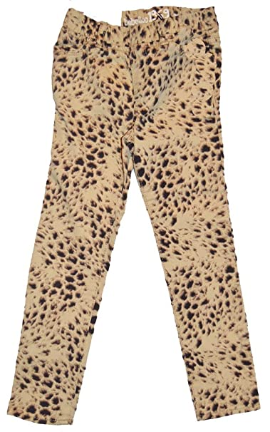 bf5bf8bf23ff Amazon.com: BabyGap Girls Leopard Serious Stretch Pull-On Littlest ...