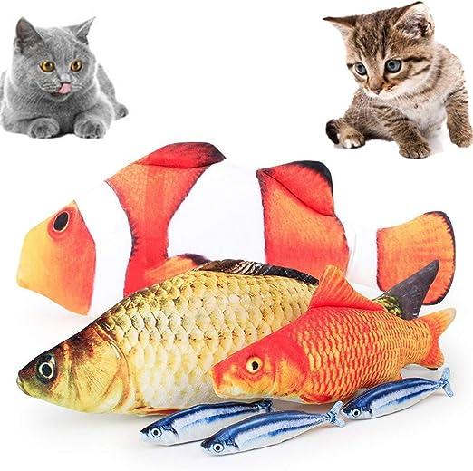 chunnron Juguetes para Gatos Cosas para Gatos Gato Juguetes para ...
