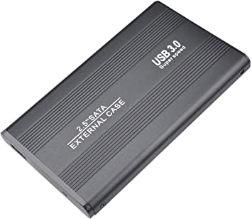 ASUME - Disco Duro Externo portátil (1 TB/2 TB, USB 3.0, Almacenamiento Externo de Disco Duro USB 3.0, para PC, Mac, portátil, PS4, Xbox One y Smart TV) Negro 1 TB: Amazon.es: Electrónica