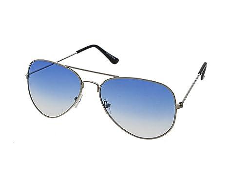 dcaf76bdd3 WMC 400 UV Protected Classic Aviator and Wayfarer Unisex Sunglasses For  Men