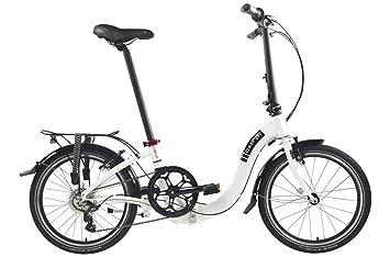 2017 – Dahon D7 plegable 7 velocidad bicicleta 13 ...