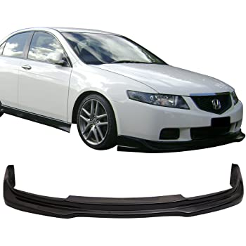 Amazoncom PrePainted Front Bumper Lip Fits Acura TSX - 2004 acura tl front lip