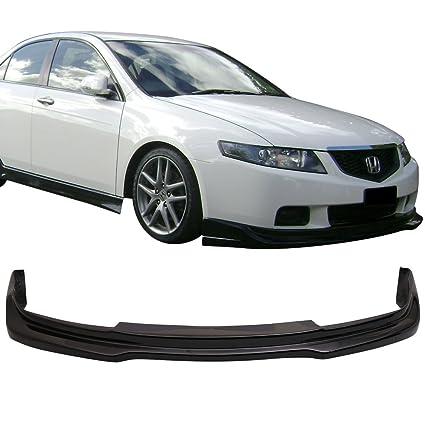 Amazoncom PrePainted Front Bumper Lip Fits Acura TSX - Acura tsx bumper