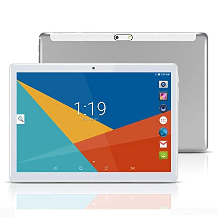 Tablet 10 Pulgadas, Fire HD 10.1 Tablets PC (Android 8.1, 3G, WiFi ...