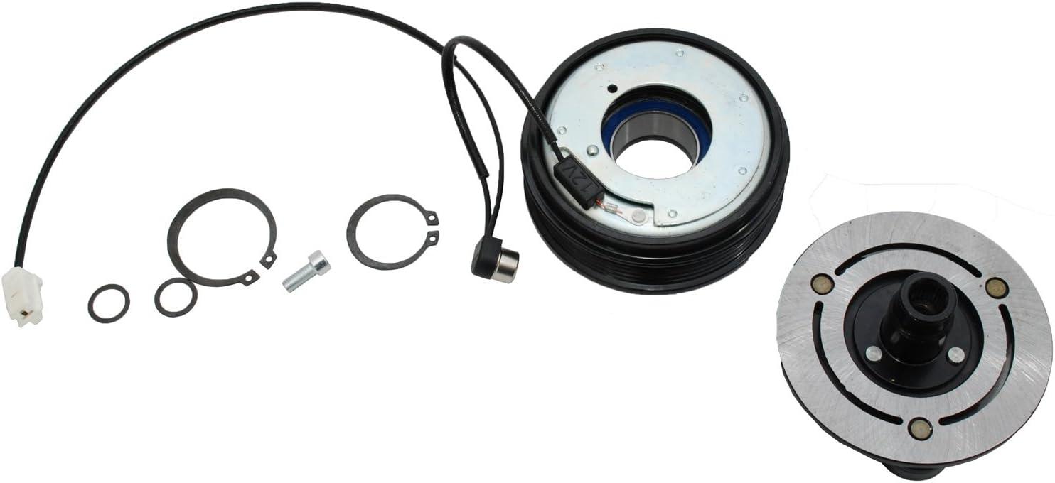AC A//C Compressor Clutch Bearing for 2004-2009 Mazda 3 2006-2010 Mazda 5