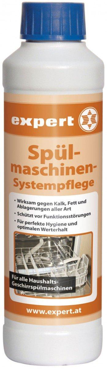 Expert Lavavajillas Sistema de cuidado 250 ml redondo Botella ...