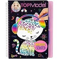 Top Model Magic-Scratch Topmodel Magicscratch Book (0010707), Multicolor