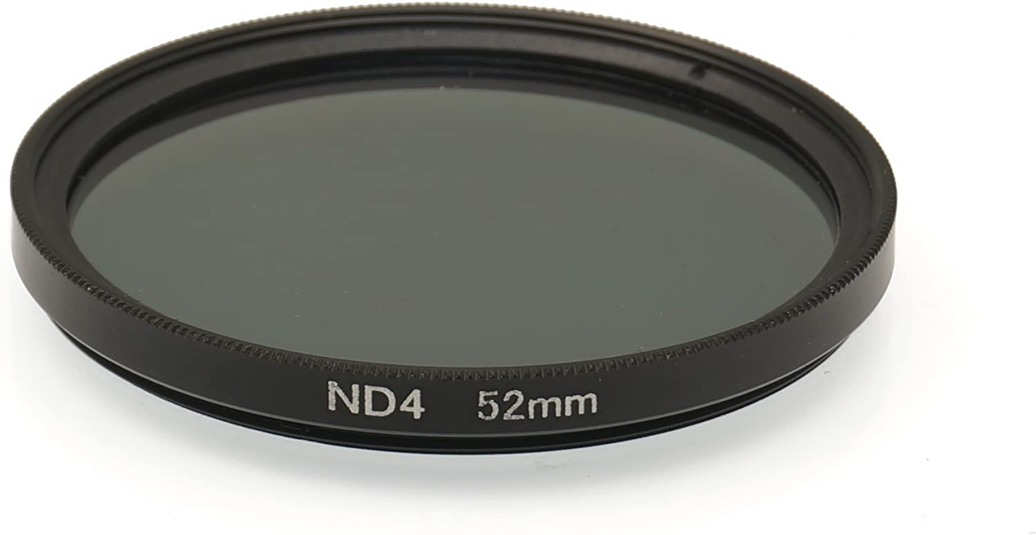 Gadget Career 52mm Neutral Density ND4 Filter for Panasonic Lumix G Vario 14-42mm F3.5-5.6 ASPH OIS