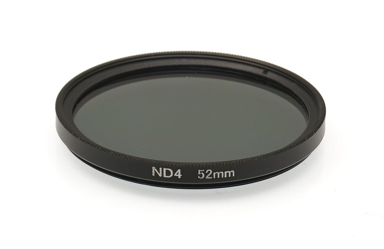 Gadget Career 52mm Neutral Density ND4 Filter for Nikon AF-S DX Nikkor 35mm F1.8G