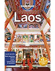 Lonely Planet Laos 10 10th Ed.