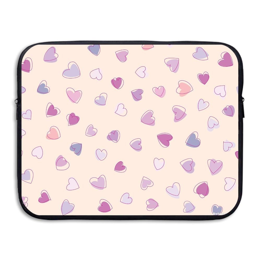 Ministoeb Heart Love Clipart Arts Laptop Storage Bag - Portable Waterproof Laptop Case Briefcase Sleeve Bags Cover by Ministoeb (Image #1)