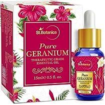 StBotanica Geranium Pure Aroma Essential Oil 15ml