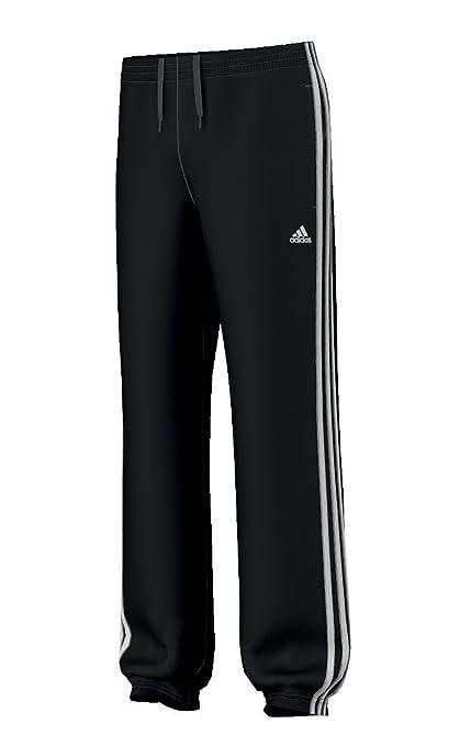 76893b0c3e20b8 adidas Jungen lange Trainingshose Essentials 3-Stripes Sweat Pants ...