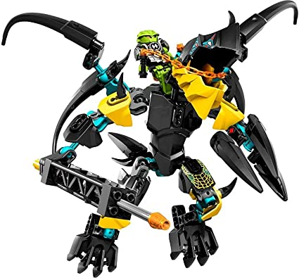 BREEZ NEW and SEALED 44020 LEGO Hero Factory FLYER Beast vs