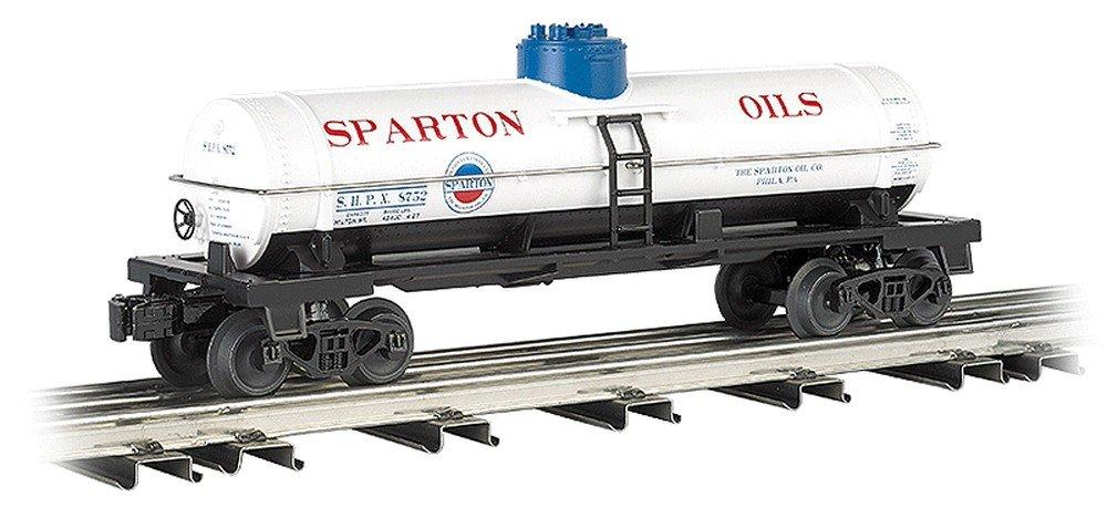 Williams by Bachmann Single-Dome Tank Car Sparton Oil - O Scale
