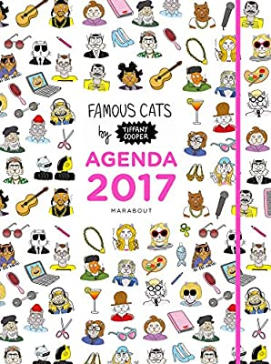 Agenda Famous Cats By Tiffany Cooper 2017