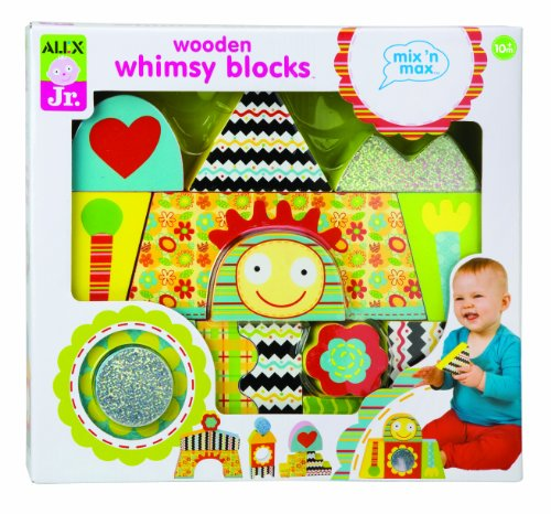 ALEX Toys Wooden Whimsy Developmental product image