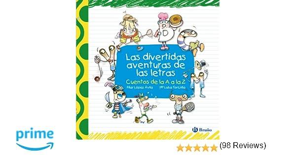 Las divertidas aventuras de las letras Castellano - A Partir De 3 ...