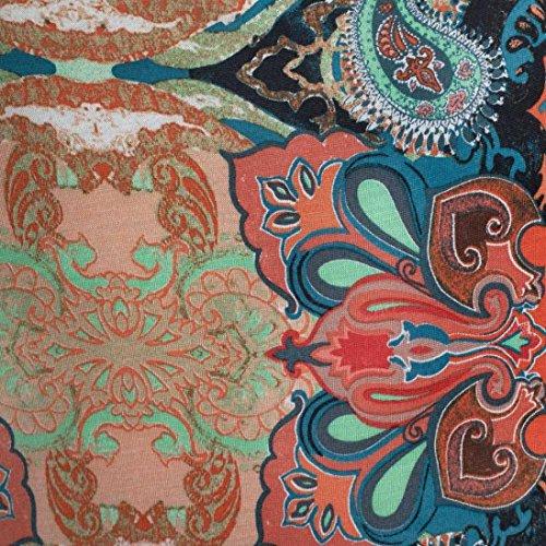 Soire Imprime Longue Casual Party Cocktail Basse SANFASHION 2 Mini Plage Femme Vintage Robe Rtro Taille Bohmienne Jupe tqBOEZ