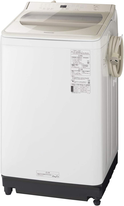 パナソニック 全自動洗濯機 NA-FA80H8-N