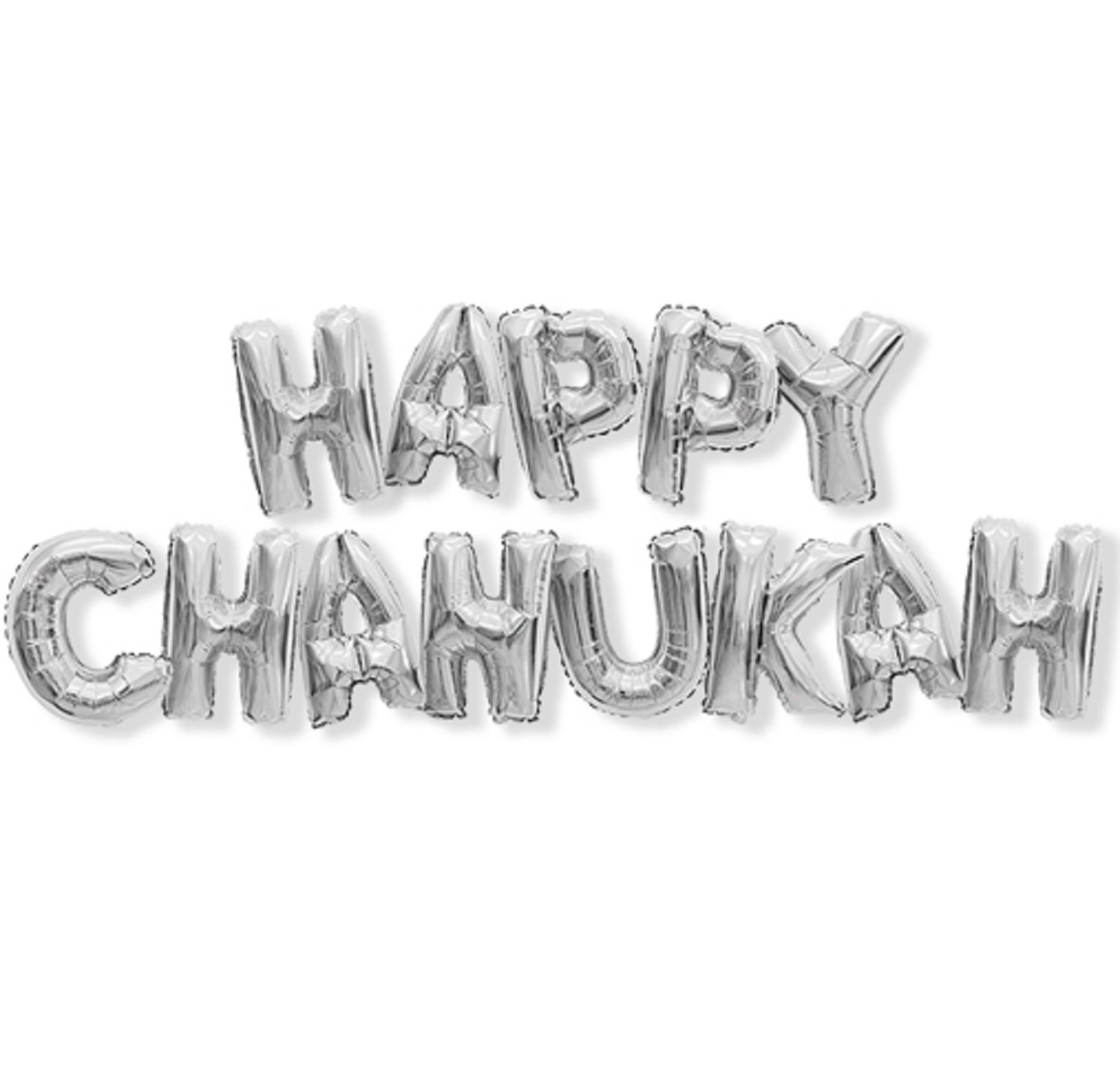 Happy Chanukah Balloon Decoration for Your Hanukkah Party Cazenove