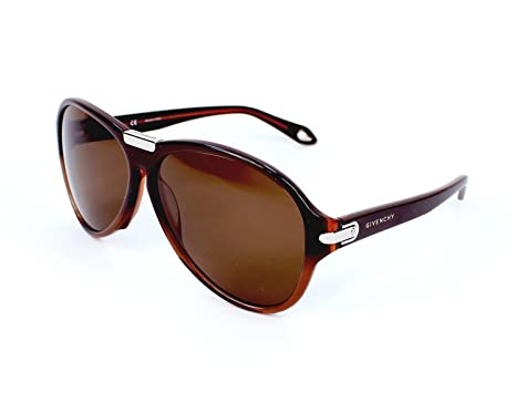 Lunettes de soleil Givenchy SGV 880 0D83  Amazon.fr  Vêtements et ... cbaed6590758
