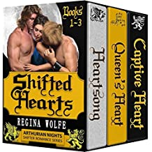 Shifted Hearts: 3-Book Bundle (Arthurian Nights)