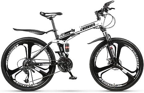 Bicicleta de montaña 24 velocidades 26 Pulgadas Llanta de ...