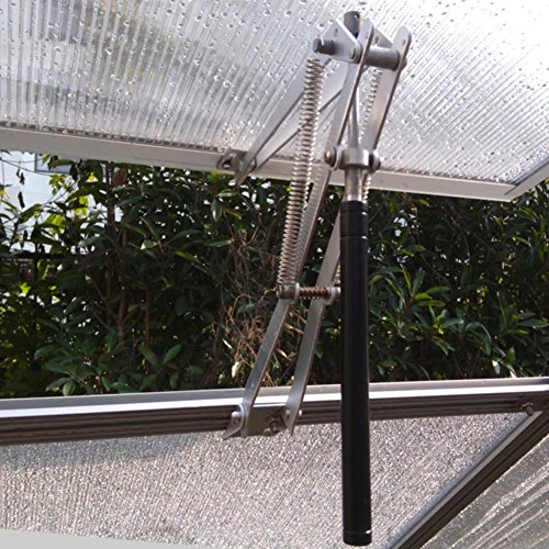 Vktech Automatic Window Opener Agricultural Greenhouse Heat Sensitive Cool Vent Replacement by Vktech (Image #2)