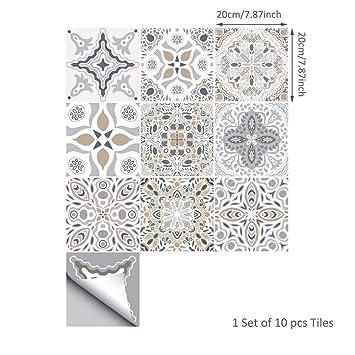 Amazoncom Shp 3d Wallpaper Kitchen Backsplash Tile
