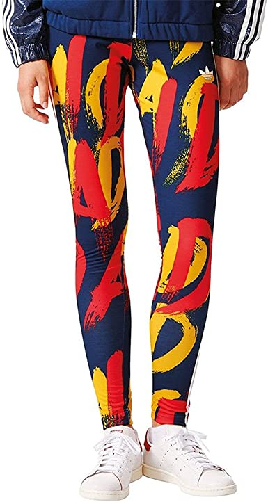 adidas leggings multicolor